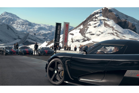 Driveclub PS4 Game Preview - PS4 Home