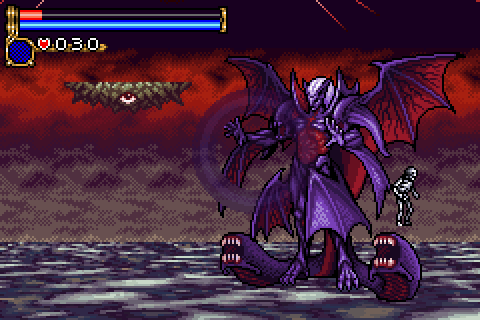 Castlevania: Circle of the Moon (2001) by Konami GBA game