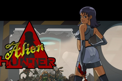 Alien Hunter Game - Space Invader games - Games Loon