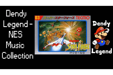 Super Star Force: Jikūreki no Himitsu NES Music Song ...
