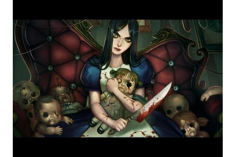 American Mcgee's Alice Game Movie (All Cutscenes) HD - YouTube