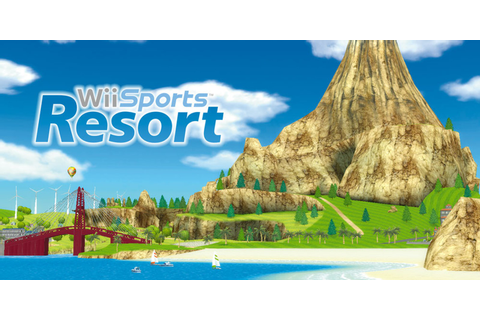Wii Sports Resort | Wii | Games | Nintendo