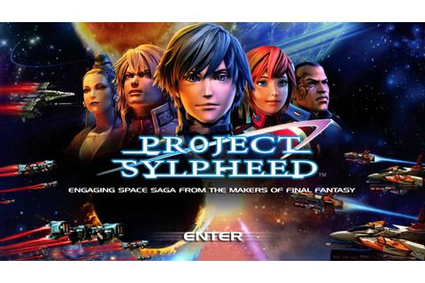 Project Sylpheed OST: Score Attack (High Quality) - YouTube