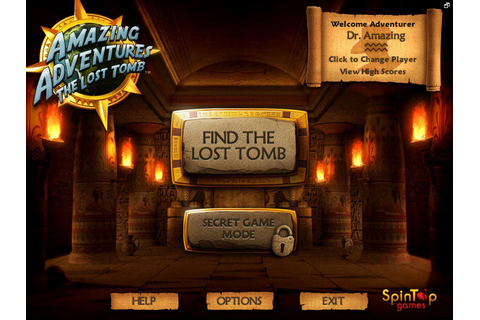 Download Amazing Adventures The Lost Tomb Full PC Game