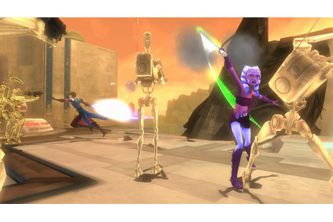 Star Wars The Clone Wars Republic Heroes Game PC - Games ...