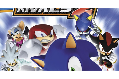 Download Sonic Rivals 2 PSP | PSP-DASH: Download New PSP ...