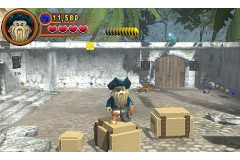 Lego Pirates of the Caribbean will be coming to the 3DS ...