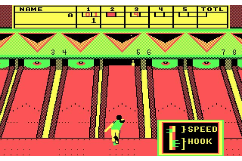 Download 10th Frame sports for DOS (1987) - Abandonware DOS