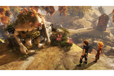 Brothers: A Tale of Two Sons Review - IGN