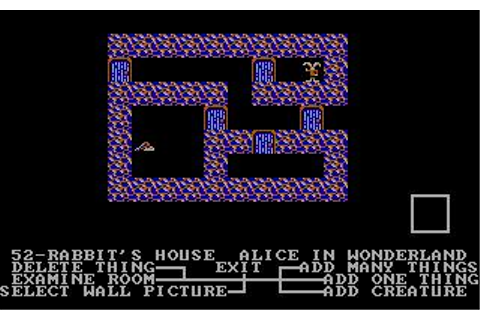 Adventure Construction Set Download (1987 Utility Game)