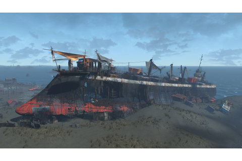 Wreck of the FMS Northern Star | Fallout Wiki | FANDOM ...