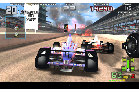 INDY 500 Arcade Racing – Games for Android 2018. INDY 500 ...