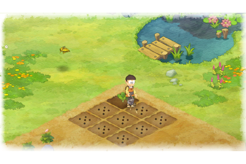 Daily news (August 13, Round 5): Doraemon Story of Seasons ...