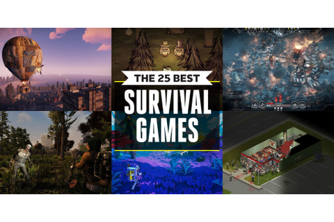 Survival Games For PC Windows(7,8,10) & MAC Full Version ...