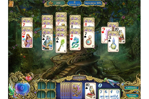The Chronicles of Emerland Solitaire - Solitaire Games Online
