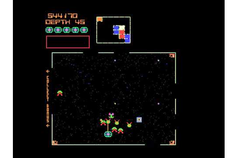 Arcade Game: Space Dungeon (1981 Taito) - YouTube