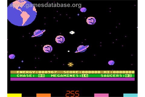 Astro Chase - Arcade - Games Database