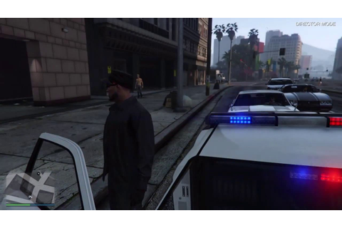 Working 2019 - How to be a cop/police officer in GTA 5 ...