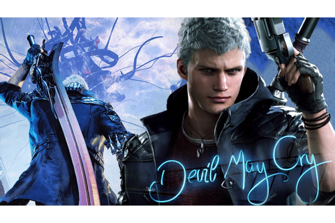 "Devil May Cry 5 OST - Nero's Battle Theme ""Devil Trigger ..."