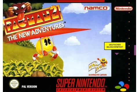 Pac-Man 2: The New Adventures Review (Wii U eShop / SNES ...