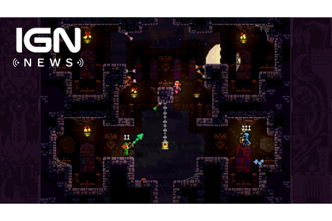 TowerFall Videos, Movies & Trailers - PlayStation 4 - IGN