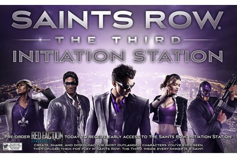 Saints Row - The Third Game Wallpapers | Wallpaperholic