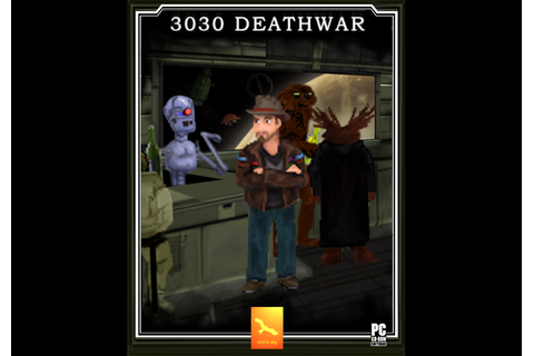 3030 Deathwar by Crunchy Leaf Games
