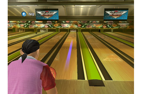 AMF Xtreme Bowling 2006 (2006) by Mud Duck / Atomic Planet ...