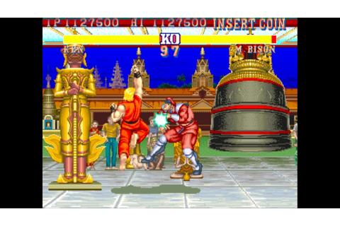 Street Fighter II: Champion Edition Gameplay Playthrough ...