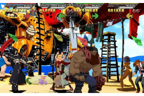 Guilty Gear Isuka on Steam - PC Game | HRK Game