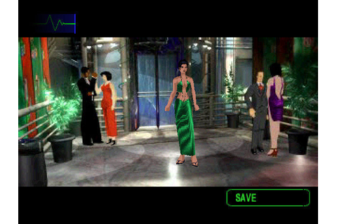 Fear Effect 2: Retro Helix - Playstation - Alvanista