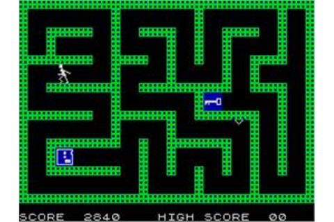 Escape MCP - Sinclair ZX Spectrum - Games Database