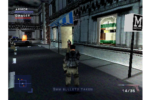 Syphon Filter: Nostalgia Goggles - Syphon Filter - What ...