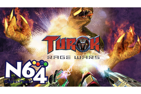 Turok Rage Wars - Nintendo 64 Review - HD - YouTube