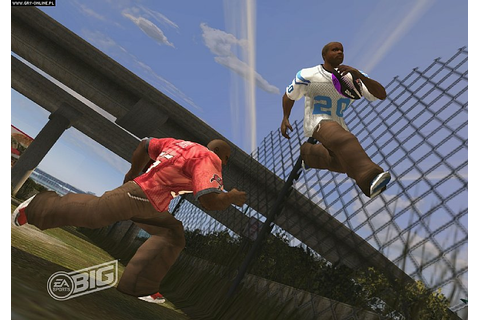 NFL Street 3 - screenshots gallery - screenshot 1/11 ...