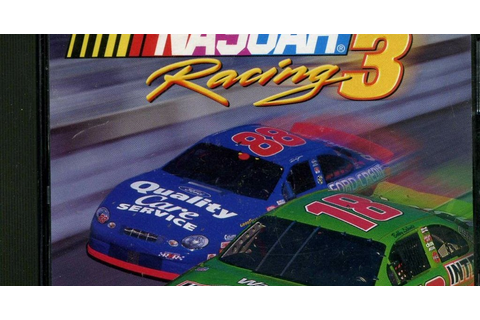 Nascar Racing 3 PC Game Free Download Full ~ FeRoZaA