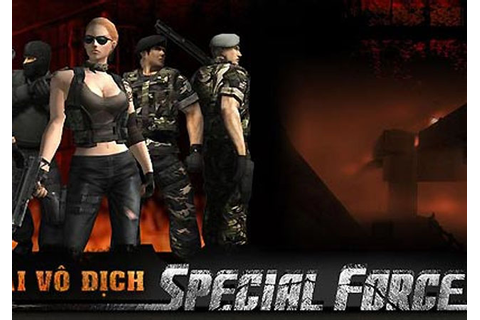 Special Force Online ~ MMO Game Base