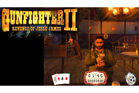 Gunfighter II: Revenge of Jesse James ... (PS2) - YouTube
