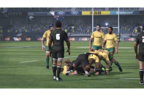 Jonah Lomu Rugby Challenge – PS3 Review – Brash Games