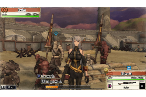 New Valkyria Chronicles Content Coming Soon To PSN ...