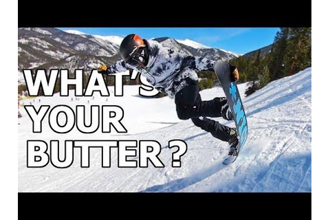 Snowboard Game What's Your Butter? TJ vs Jason - YouTube ...