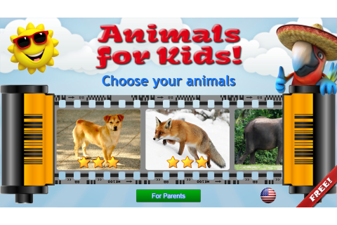 Get Animals for Kids Games, Animal Sounds Learning Games ...