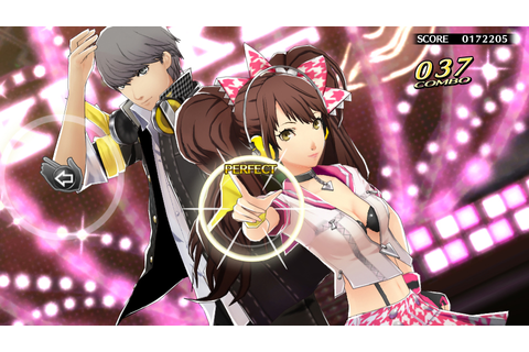 Persona 4: Dancing All Night gets plot details, screens ...