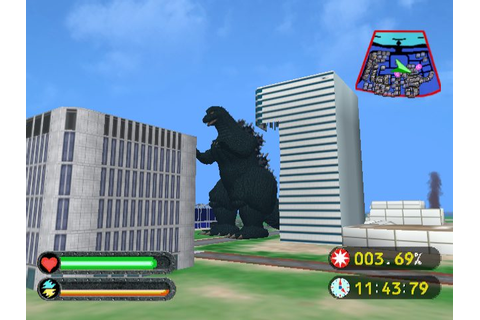 Godzilla Generations (1998) by Sega Dreamcast game