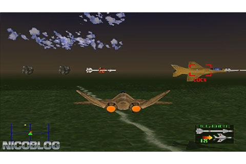 Agile Warrior F-111X (USA) PSP Eboot - CDRomance