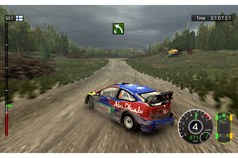 Colin McRae Rally 3 - Full Version Game Download ...