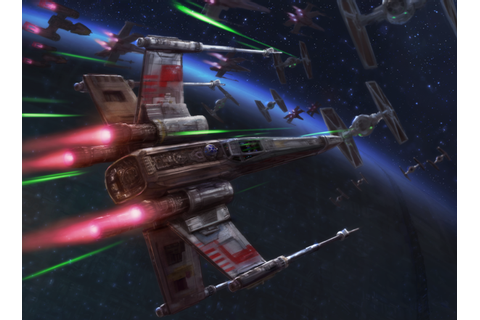 Star Wars: X-Wing Miniatures Game Review By Board Game ...