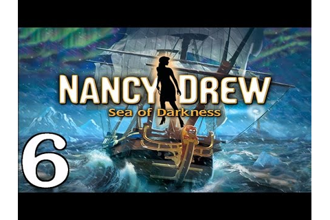 Nancy Drew Sea of Darkness Walkthrough - part 4 by ...