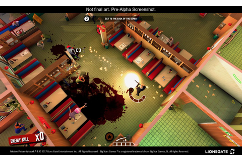 Reservoir Dogs: Bloody Days is a top-down shooter based on ...