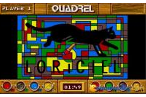 Quadrel (1990) - PC Game